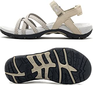 Walking Sandals Women- Athletic Sport Sandals for Hiking Water Outdoors