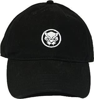 Black Panther Adjustable Cap