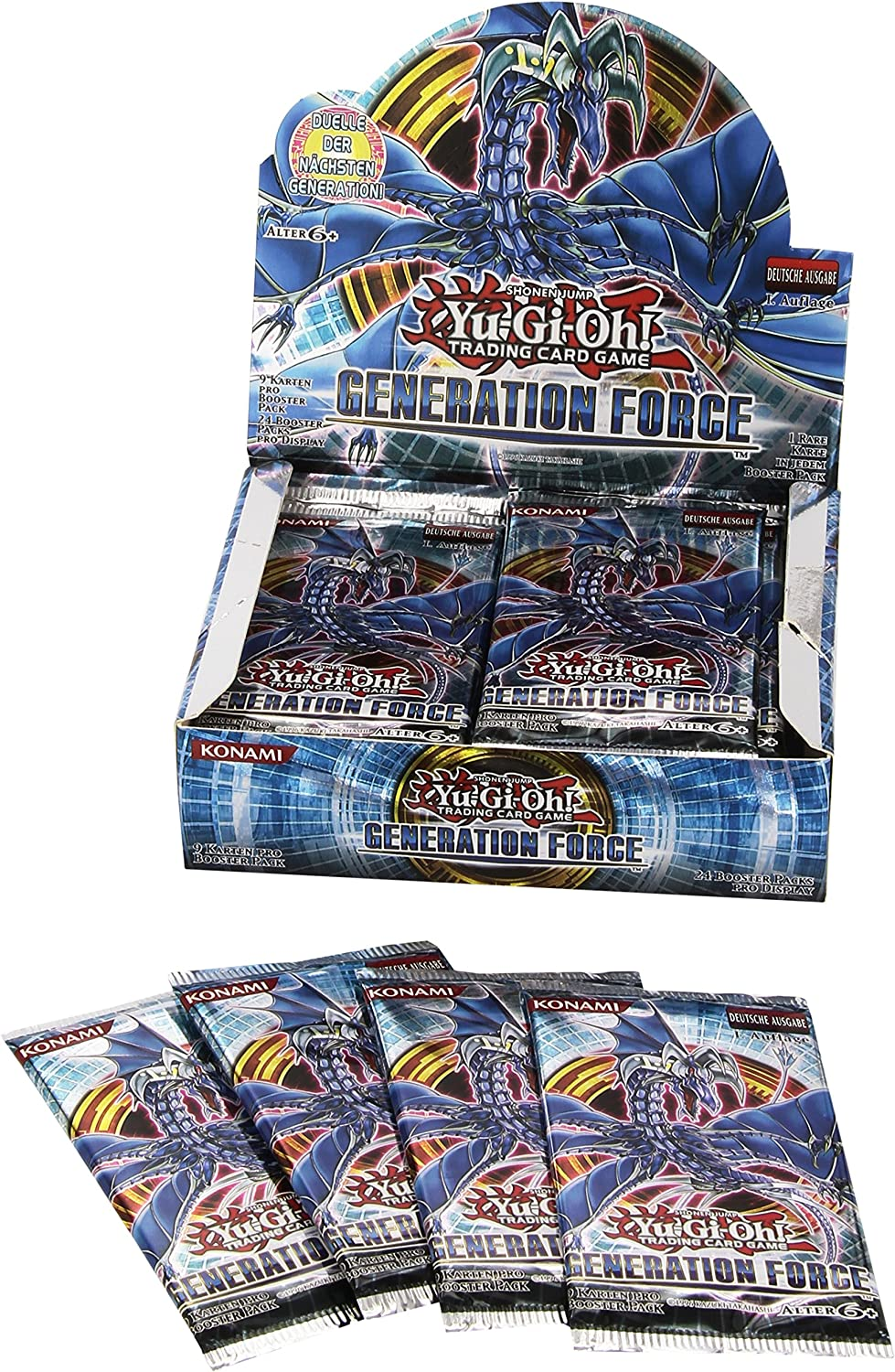 Yu Gi Oh  Generation Force Display (24 Booster)