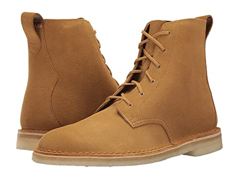 Clarks Originals DESERT MALI - Lace-up boots - tan