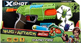 X-Shot 4801 Activity & Amusement For Boys 6 - 9 Years,Multi color