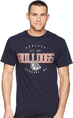 Champion College - Gonzaga Bulldogs Jersey Tee 2