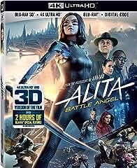 ALITA: BATTLE ANGEL arrives on Digital July 9 and on 4K Ultra HD, Blu-ray, DVD July 23 from Fox