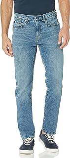 Amazon Essentials - Jeans elasticizzati da uomo, vestibilità atletica