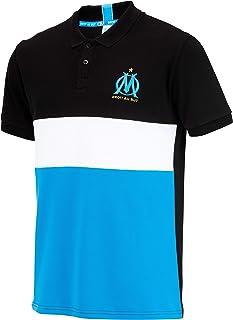 Olympique de Marsella - Polo oficial para hombre