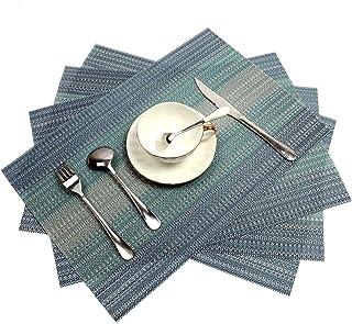 Suchergebnis Auf Für Tischsets Abwaschbar Blau Platzsets Küchentextilien Küche Haushalt Wohnen