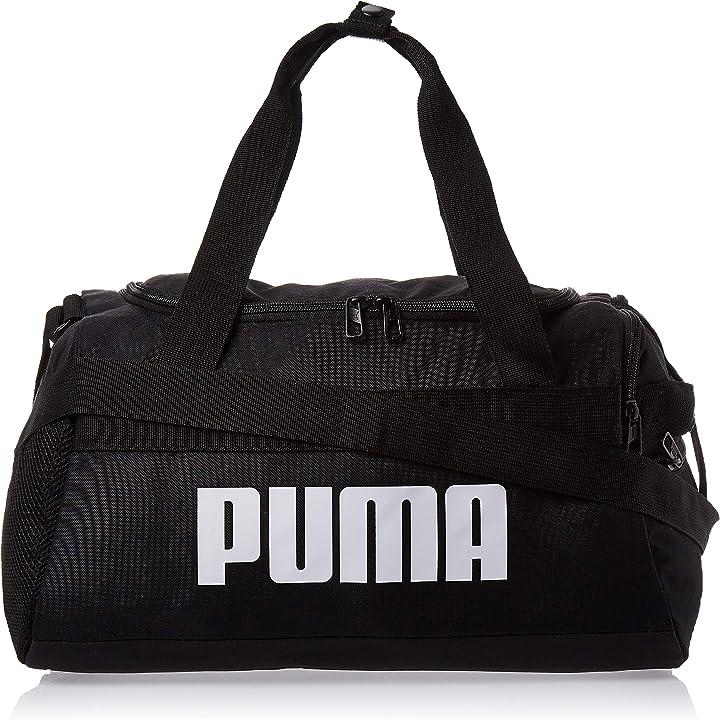 borsone palestra puma challenger duffel bag xs, borsone unisex adulto 76619