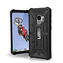 Urban Armor Gear Feather-Light Back Cover for Samsung Galaxy S9 (Black)