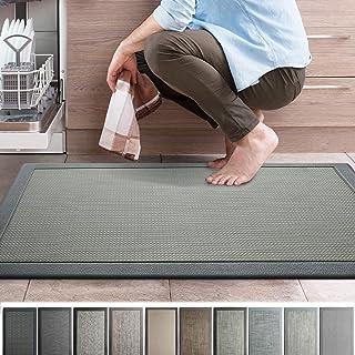 iCustomRug Ergonomische Anti-Müdigkeit-Küchenmatte mit robuster Textalene-Oberfläche,..
