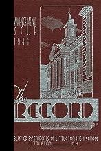 (Reprint) 1946 Yearbook: Littleton High School, Littleton, New Hampshire