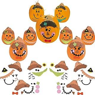 Best scarecrow pumpkin decorating Reviews