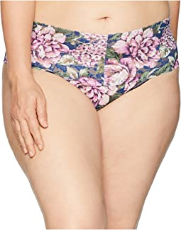 Plus Size Florentina Retro Thong