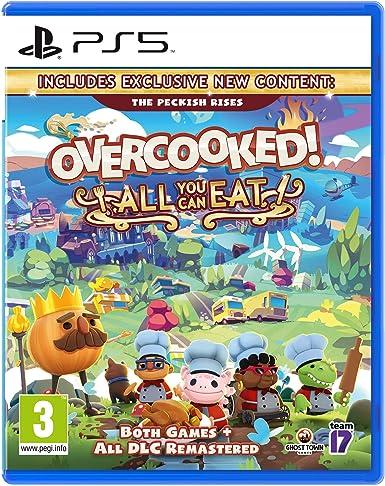 Overcooked! All You Can Eat en Amazon