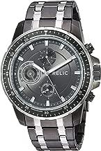 Relic by Fossil Men's Heath Quartz Stainless Steel Sport Watch