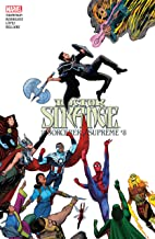 Doctor Strange and the Sorcerers Supreme (2016-2017) #8