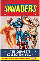 Invaders Classic: The Complete Collection Vol. 1: The Complete Collection Volume 1 (Invaders (1975-1979)) Kindle Edition