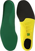 Spenco Polysorb Heavy Duty Maximum All Day Comfort and Support Shoe Insole, Women's 9-10.5/Men's 8-9.5