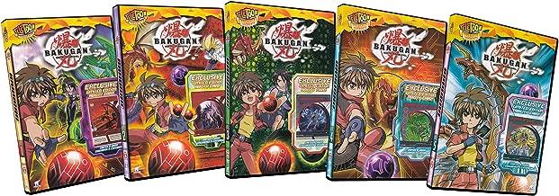 Bakugan: Battle Brawlers (Season 1 / Volume 1-5) (Exclusive Limited Edition Ability Card)