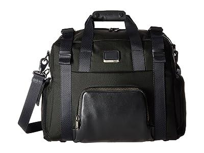 Tumi Alpha Bravo Buckley Duffel (Black) Duffel Bags