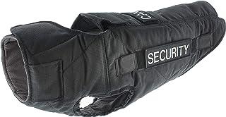 CANIHUNT Gilet Chien Defender Security de Protection de Type 4 à la Perforation avec Option kit Pare Balle (80)