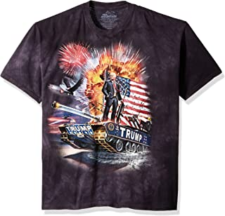 The Mountain Men's Epic Trump Tee, Charcoal, Small