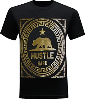 California Republic Golden Seal Men's T-Shirt