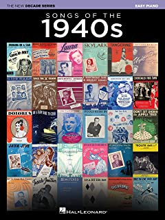 Songs of the 1940s: The New Decade Series (English Edition)