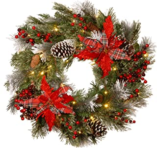 decorative wreaths for front doors