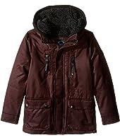 Urban Republic Kids - Sherpa Lined Ballistic Coat (Little Kids)