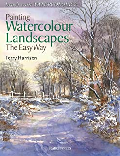 easy watercolor landscapes for beginners