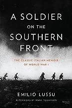A جندي مطبوع على الجهة الأمامية: الجنوبية memoir الإيطالي الكلاسيكي من الحرب العالمية 1