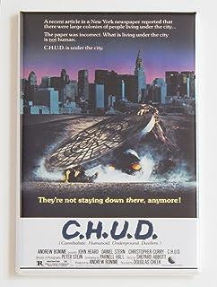 "Close Encounters of the Third Kind Poster 2/"" X 3/"" Fridge Locker Magnet."