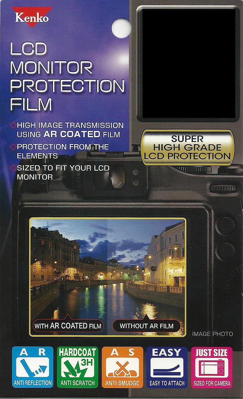 Kenko LCD Screen Cheap bargain Protector for Nikon LCD-N- Seasonal Wrap Introduction - D800 D800E Clear
