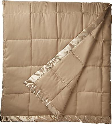 featured product LCM Home Fashions Microfiber Down Alternative Blanket,  King,  Khaki