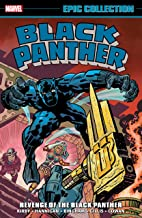 Black Panther Epic Collection: Revenge Of The Black Panther (Black Panther (1977-1979))