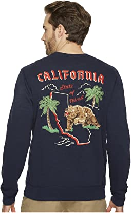 Lucky Brand - California Crew Neck Sweatshirt