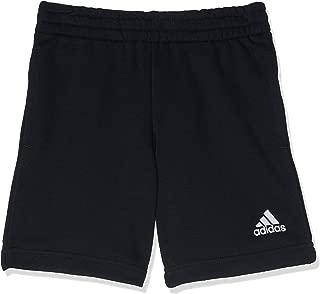 Adidas Yb Logo Short Short For Junior Boy CF6535 Black - 9-10 Years