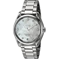 Omega Seamaster Aqua Terra Automatic Ladies Watch