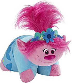 Pillow Pets DreamWorks Poppy Stuffed Animal – Trolls...