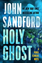 Cover image of Holy Ghost by John Sandford