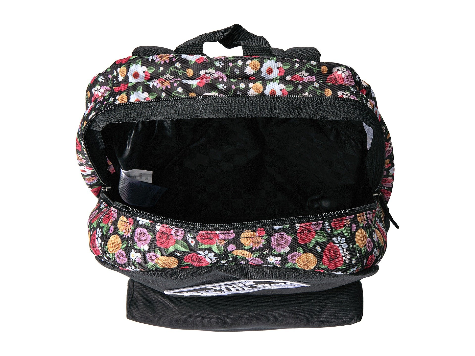 Realm Backpack Mixed Backpack Backpack Realm Vans Mixed Vans Floral Floral Vans Realm 6wqrg5cwUv