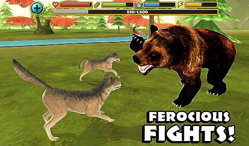 『Wildlife Simulator: Wolf』の3枚目の画像