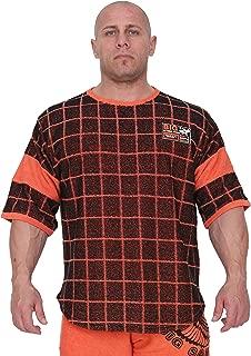 Erkek Havlu Pamuklu Antrenman Tişörtü Big Sam *3259*