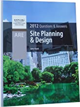 KAPLAN Construction Education - ARE 4.0 - Site Planning & Design - Practice Questions and Answers (KAPLAN Construction Education)
