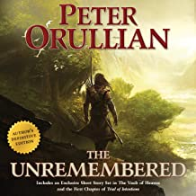 The Unremembered: Author's Definitive Edition