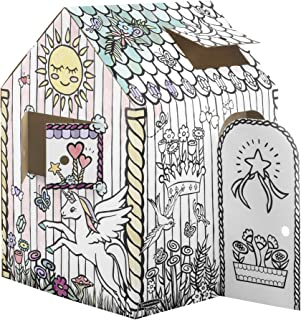 Bankers Box at Play Unicorn Playhouse, 1pk, White (1230101)