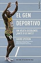 El gen deportivo: Un atleta excelente ¿nace o se hace? (Indicios no ficción) (Spanish Edition)