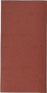 Black + Decker x31801-xj Sanding Sheets 1/2, 115x 230mm, Auburn, Set of 5)