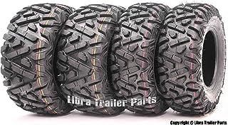 Set of 4 New WANDA ATV/UTV Tires 25x8-12 Front & 25x10-12 Rear /6PR P350-10163/10165 …