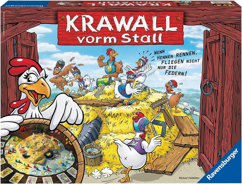 Ravensburger 26525  Krawall vorm Stall